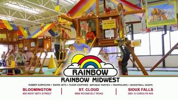 Rainbow Play Systems, Inc. School's Out Sale TV Spot, 'Over 45% Off Swing Sets' - Thumbnail 10
