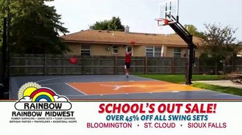 Rainbow Play Systems, Inc. School's Out Sale TV Spot, 'Over 45% Off Swing Sets' - Thumbnail 3