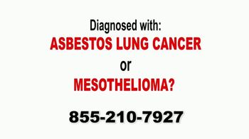 Asbestos Lung Cancer or Mesothelioma Attorneys TV Spot, 'Professions' - Thumbnail 1
