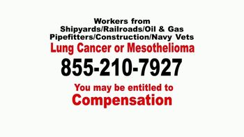 Asbestos Lung Cancer or Mesothelioma Attorneys TV Spot, 'Professions' - Thumbnail 6