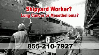 Asbestos Lung Cancer or Mesothelioma Attorneys TV Spot, 'Professions'