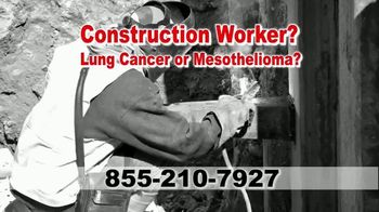 Asbestos Lung Cancer or Mesothelioma Attorneys TV Spot, 'Professions' - Thumbnail 4