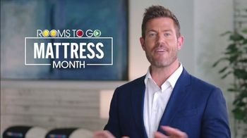 Rooms to Go Mattress Month TV Spot, 'Comfort is a Personal Thing' Featuring Jesse Palmer - Thumbnail 4
