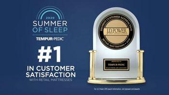 Tempur-Pedic Summer of Sleep TV Spot, 'Makes Sleep Feel Cool' - Thumbnail 8