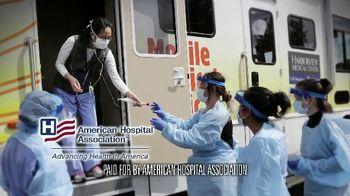 American Hospital Association TV Spot, 'Counting' - Thumbnail 9