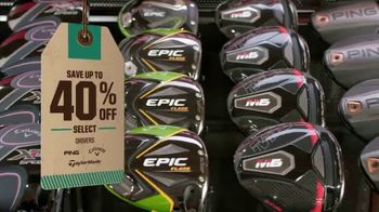 Dick's Sporting Goods TV Spot,' Father's Day: Golf Equipment' - Thumbnail 2