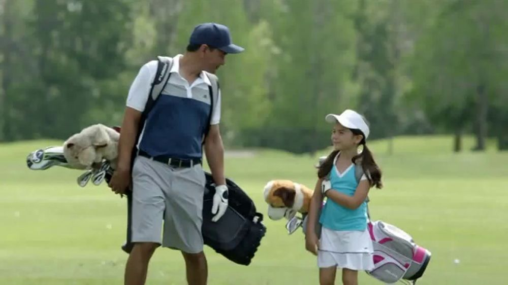 Dick's Sporting Goods TV Commercial, 'Father's Day: Nike, Brooks, Top Flite'