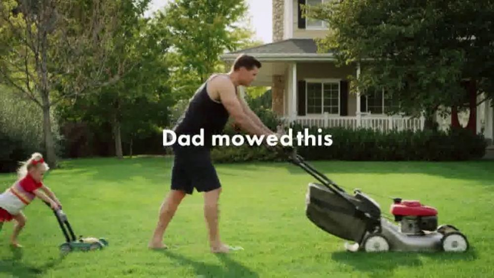 Lowe's TV Commercial, 'Father's Day: Build Dad's Imagination'