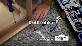 Lowe's TV Spot, 'Father's Day: Build Dad's Imagination' - Thumbnail 5
