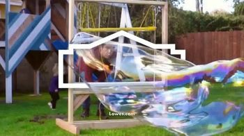 Lowe's TV Spot, 'Father's Day: Build Dad's Imagination' - Thumbnail 9