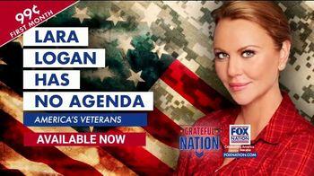 FOX Nation TV Spot, 'Grateful Nation' - Thumbnail 10