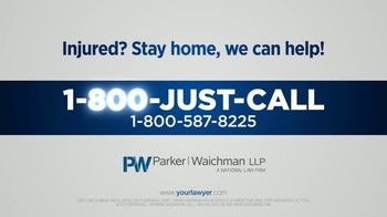 Parker Waichman TV Spot, 'We Stand With You' - Thumbnail 7