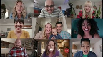 Facebook Messenger Rooms TV Spot, 'Share a Room: Class of 2012'
