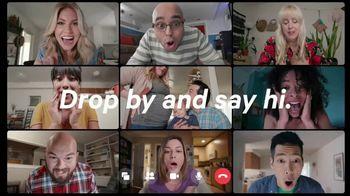 Facebook Messenger Rooms TV Spot, 'Share a Room: Class of 2012' - Thumbnail 7