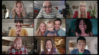 Facebook Messenger Rooms TV Spot, 'Share a Room: Class of 2012' - Thumbnail 8