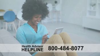 The Health Advisors Helpline TV Spot, 'Affected by Recent Events' - Thumbnail 4