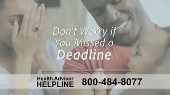 The Health Advisors Helpline TV Spot, 'Affected by Recent Events' - Thumbnail 7