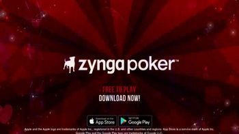 Zynga Poker TV Spot, 'Fun and Competitive Poker Action' - Thumbnail 9