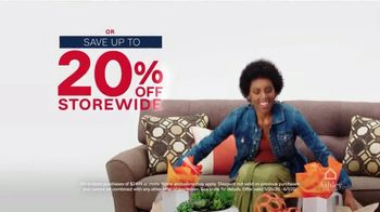 Ashley HomeStore Memorial Day Sale TV Spot, 'Final Days: Zero Interest for Five Years' - Thumbnail 5