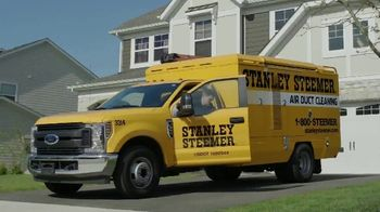 Stanley Steemer Air Duct Cleaning TV Spot, 'Powerful: Save $50' - Thumbnail 1