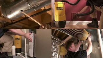 Stanley Steemer Air Duct Cleaning TV Spot, 'Powerful: Save $50' - Thumbnail 7