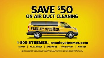 Stanley Steemer Air Duct Cleaning TV Spot, 'Powerful: Save $50' - Thumbnail 9