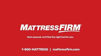 Mattress Firm TV Spot, 'Sleep Boxes: Free Base' - Thumbnail 10