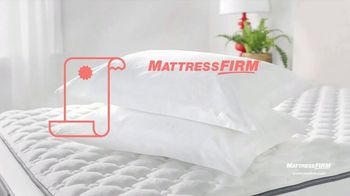 Mattress Firm TV Spot, 'Sleep Boxes: Free Base' - Thumbnail 2