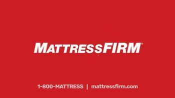 Mattress Firm TV Spot, 'Sleep Boxes: Free Base' - Thumbnail 9
