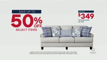 Ashley HomeStore Memorial Day Sale TV Spot, 'Final Days: Up to 50 Percent Off' - Thumbnail 5