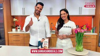 Gangas & Deals TV Spot, 'Chef Yisus: cocina delicioso: sin oferta' con Aleyda Ortiz [Spanish] - 1 commercial airings