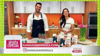 Gangas & Deals TV Spot, 'Chef Yisus: cocina delicioso' con Aleyda Ortiz [Spanish]