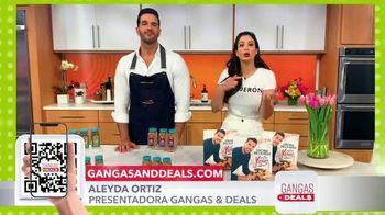 Gangas & Deals TV Spot, 'Chef Yisus: cocina delicioso' con Aleyda Ortiz [Spanish] - Thumbnail 1