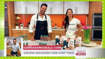 Gangas & Deals TV Spot, 'Chef Yisus: cocina delicioso' con Aleyda Ortiz [Spanish] - Thumbnail 3