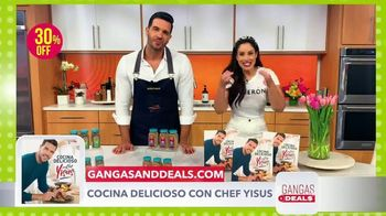 Gangas & Deals TV Spot, 'Chef Yisus: cocina delicioso' con Aleyda Ortiz [Spanish] - Thumbnail 4