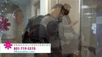 PRA Health Sciences TV Spot, 'Earn Up to $11,000 in a Clinical Research Study' - Thumbnail 6