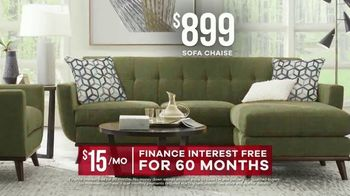 Rooms to Go Memorial Day Sale TV Spot, 'Brighten Your Room' - Thumbnail 8
