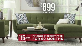 Rooms to Go Memorial Day Sale TV Spot, 'Brighten Your Room' - Thumbnail 9