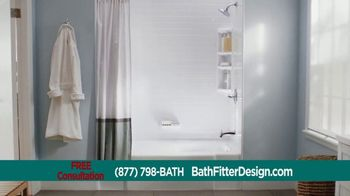 Bath Fitter TV Spot, 'Installed Quickly and Safely: 0% Interest' - Thumbnail 2