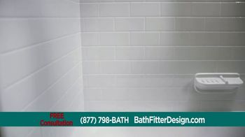 Bath Fitter TV Spot, 'Installed Quickly and Safely: Zero Percent Interest'