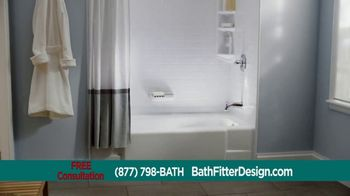 Bath Fitter TV Spot, 'Installed Quickly and Safely: 0% Interest' - Thumbnail 6