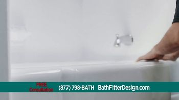 Bath Fitter TV Spot, 'Installed Quickly and Safely: 0% Interest' - Thumbnail 7
