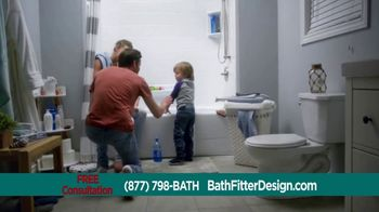 Bath Fitter TV Spot, 'Installed Quickly and Safely: 0% Interest' - Thumbnail 8