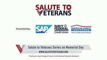 American Heroes: A Salute to Veterans TV Spot, 'Heartfelt Thanks' Feat. Terry Bradshaw, Rocky Bleier - Thumbnail 4