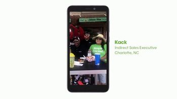 Cricket Wireless TV Spot, 'Stay Connected: Kack' - Thumbnail 3