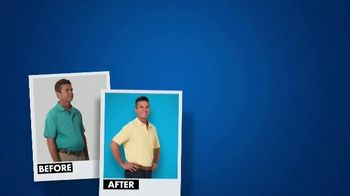Nutrisystem for Men 50/50 Deal TV Spot, 'Lose Weight Without Leaving the House: Up to 18 Pounds' - Thumbnail 2