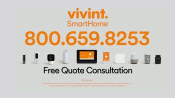 Vivint TV Spot, 'Protecting Your Home Is a Neccessity' - Thumbnail 10
