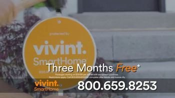 Vivint TV Spot, 'Protecting Your Home Is a Neccessity'