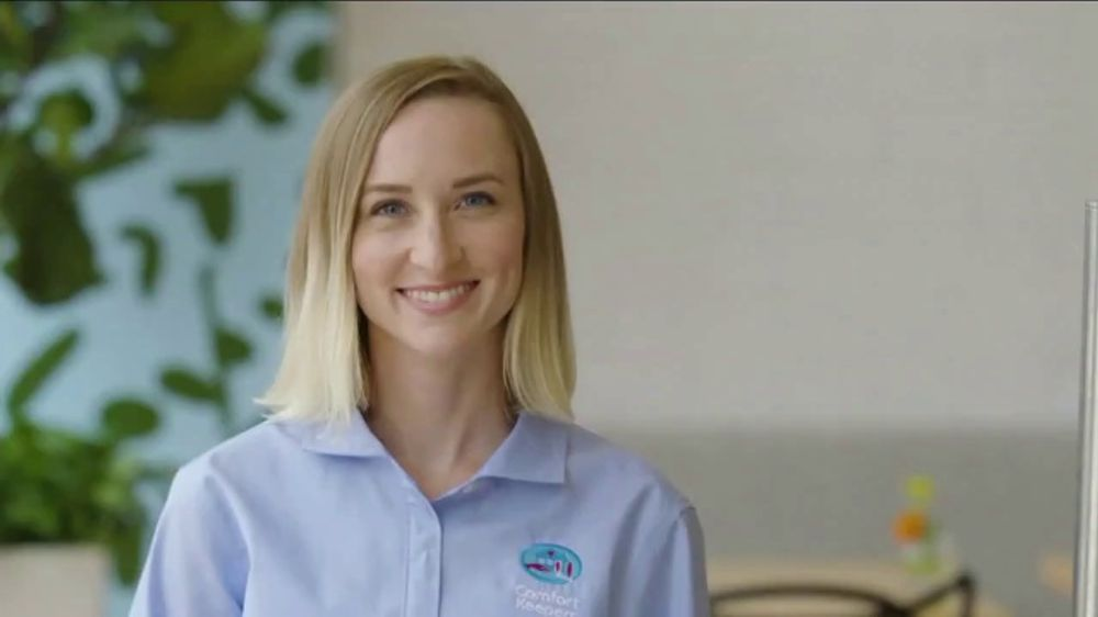 Comfort Keepers TV Commercial, 'Helping Seniors Live Safely'