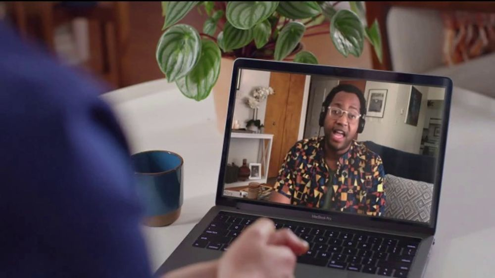 AT&T Fiber TV Commercial, 'Working From Home: One Gig Internet: Book Club'